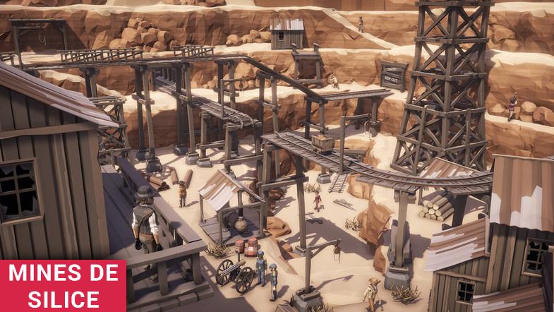 [Image: Future Mission: Mines de Silice]