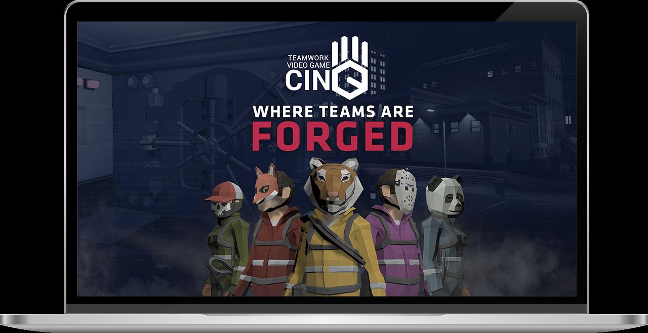 [CinQ: Là où les équipes sont forgées]