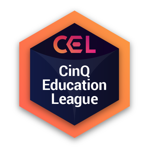 [CinQ Education League]